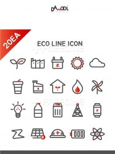 아이콘 라인 에코3 (러블리하)