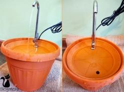 DIY Fonte para gato - fácil e prática!