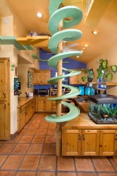 Garden Oasis Master Bath - eclectic - bathroom - santa barbara - Trillium Enterprises, INC.